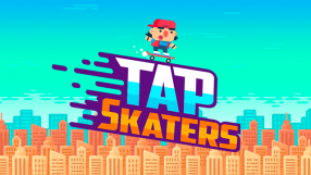 Baixar Tap Skaters - Downhill Skateboard Racing para Android