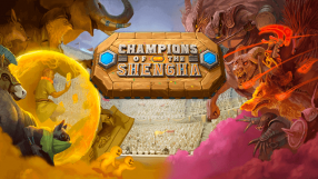 Baixar Champions of The Shengha para iOS