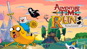 Baixar Adventure Time Run para iOS