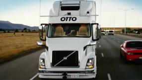 Caminhões autônomos da Uber já estão em funcionamento