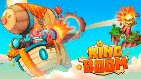 Baixar King Boom - A Aventura na ilha Pirata
