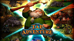 Baixar Tap Adventure: Time Travel para iOS
