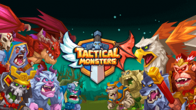 Baixar Tactical Monsters Rumble Arena para iOS