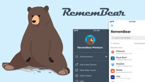 Baixar RememBear: Password Manager para iOS