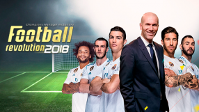 Baixar Football Revolution 2018 para iOS