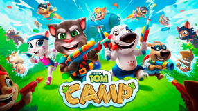Baixar Talking Tom Camp para iOS
