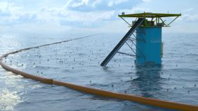 Iniciativa para limpar o Oceano Pacífico começa