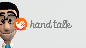 Baixar Hand Talk Tradutor para Libras