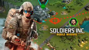 Baixar Soldiers Inc: Mobile Warfare para iOS