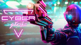 Baixar Cyber Strike - Infinite Runner