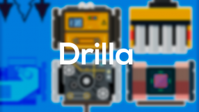 Baixar Drilla — crafting game para iOS