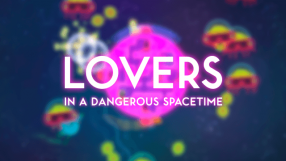 Baixar Lovers in a Dangerous Spacetime para SteamOS+Linux