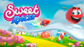 Baixar Sweet Racer - Draw & Slide in Candyworld! para Android