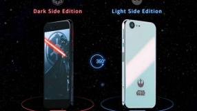 Anunciada uma linha de smartphones de Star Wars