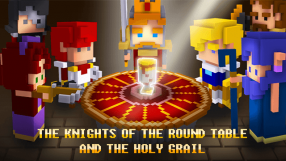 Baixar Cube Knight: Battle of Camelot para iOS
