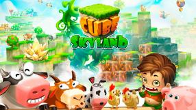 Baixar Cube Farm: Skyland Craft