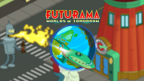 Baixar Futurama: Worlds of Tomorrow