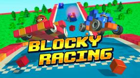 Baixar Blocky Racing
