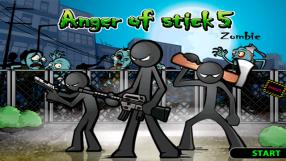 Baixar Anger of stick 5 : zombie para iOS
