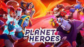 Baixar Planet of Heroes: Moba Mágico