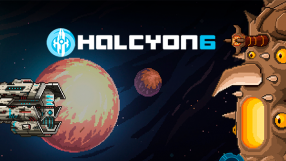 Baixar Halcyon 6: Lightspeed Edition para SteamOS+Linux