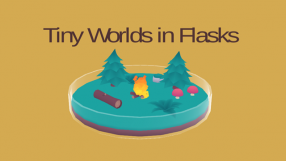 Baixar Tiny Worlds in Flasks