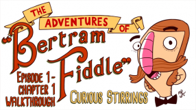 Baixar Adventures of Bertram Fiddle: Episode 1: A Dreadly Business para Mac