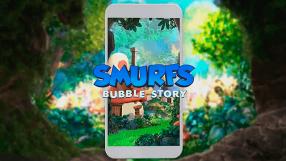 Baixar Smurfs Bubble Story para iOS