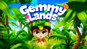 Baixar Gemmy Lands: Jogo de Match-3 para iOS
