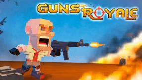 Baixar Guns Royale para iOS
