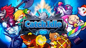 Baixar Catch Idle – Dimension Warp Story para Android