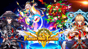 Baixar Fantasy War Tactics R para iOS