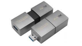 Kingston anuncia pendrive de 2 TB