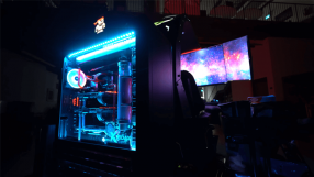 YouTuber monta PC gamer de mais de R$ 130 mil