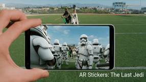 Baixar AR Stickers: The Last Jedi para Android
