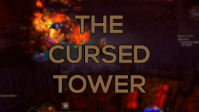 Baixar The Cursed Tower para SteamOS+Linux