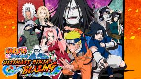 Baixar NARUTO SHIPPUDEN: Ultimate Ninja Blazing