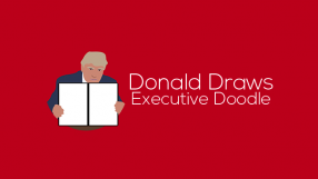 Baixar Donald Draws Executive Doodle