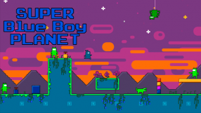 Baixar Super Blue Boy Planet