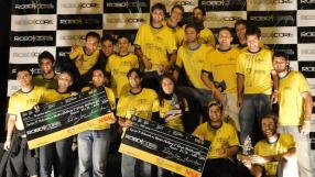 Time brasileiro defenderá título mundial de robótica