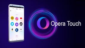 Baixar Opera Touch para iOS