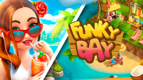 Baixar Funky Bay - Farm & Adventure game para Android