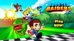 Baixar Booster Raiders para iOS