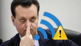 Ministro quer limitar a Internet a partir do segundo semestre