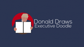 Baixar Donald Draws Executive Doodle para iOS