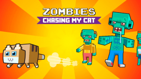 Baixar Zombies Chasing My Cat