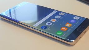 Mais de um milhão de pessoas ainda usa o Galaxy Note 7