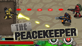 Baixar Peacekeeper para iOS