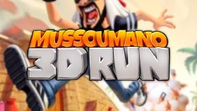 Baixar Mussoumano 3D Run para iOS