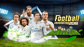 Baixar Football Revolution 2018